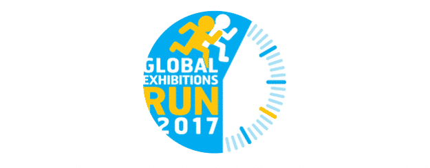 Logo Global Exhibition Run 2017