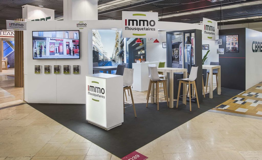 stand immo mousquetaires