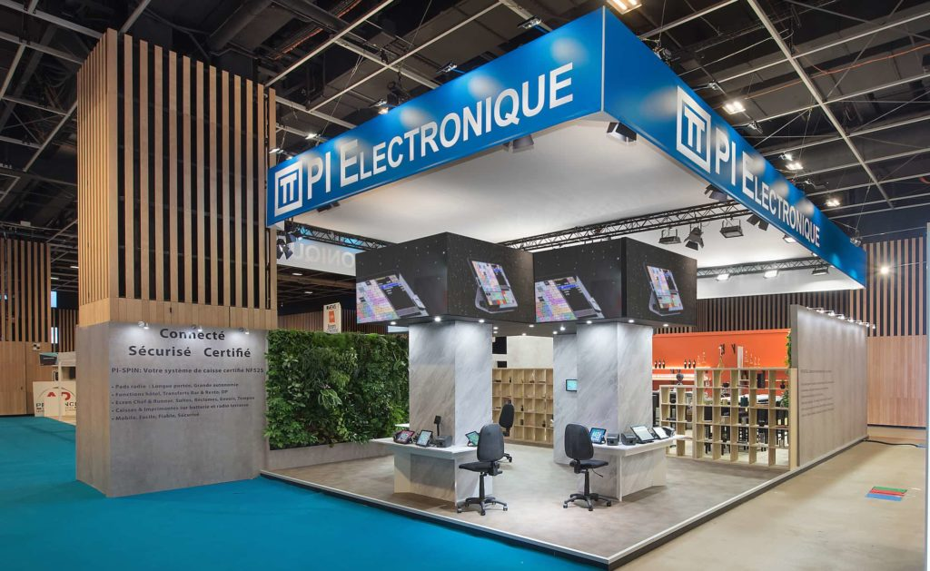 stand PI ELECTRONIQUE