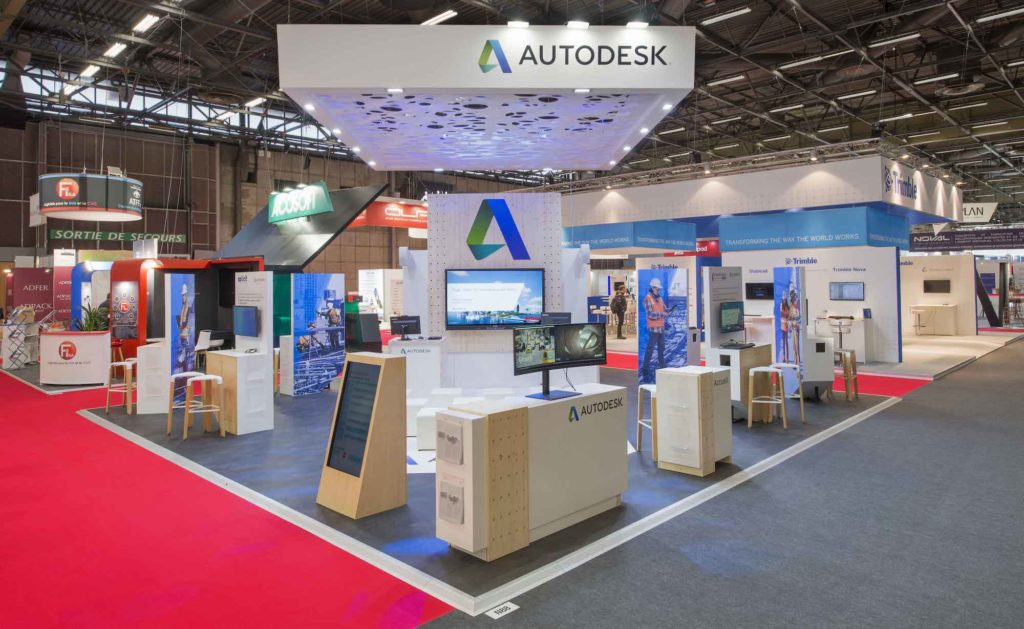 stand Autodesk
