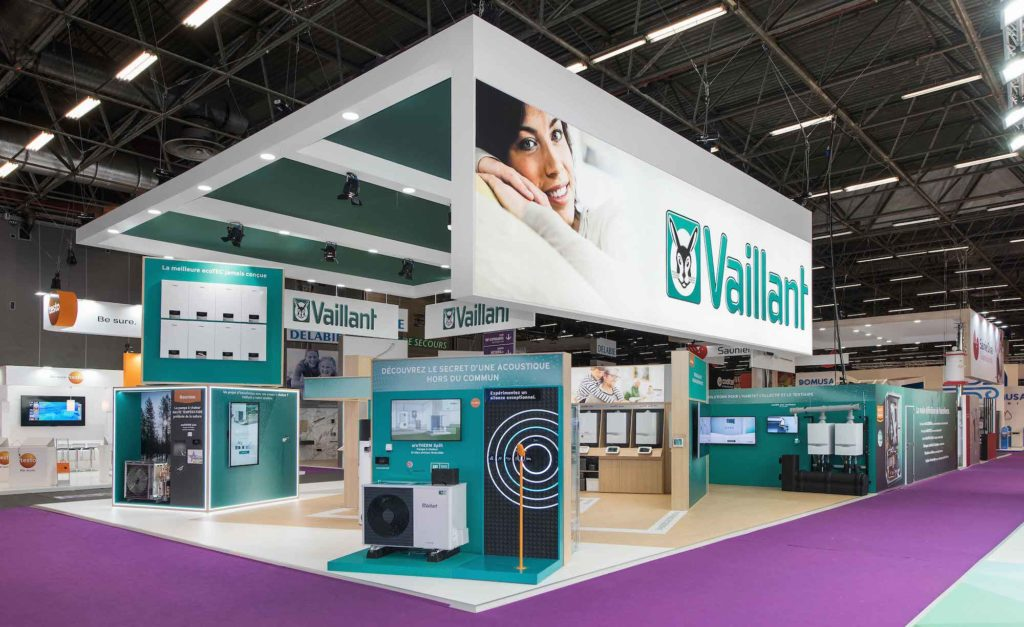 stand Vaillant
