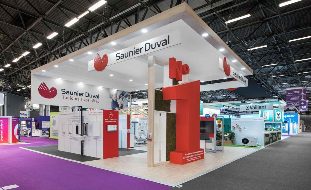 stand Saunier Duval